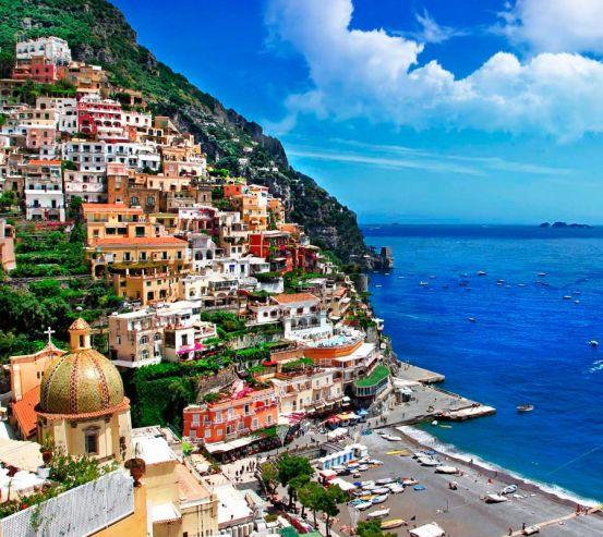 Фотообои Пляж, Италия 11669