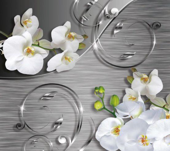 Фотообои Орхидея 19313