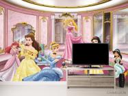 Фотообои Принцессы для девочки - 2