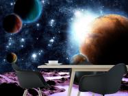 Фотообои 6 планет - 1