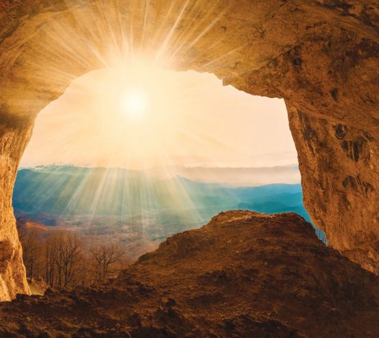 Фотошпалери Арка зі скелі 22367