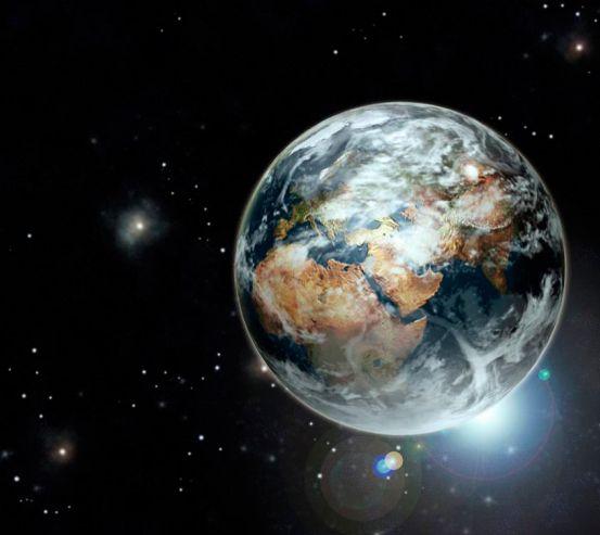 Фотообои Земля 8674