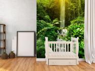 Фотообои водопад и лес - 2