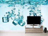 Фотообои Лёд, вода - 2