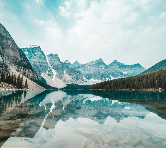 Фотообои Горы скандинавские 22318