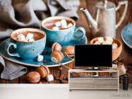 Фотообои в кухню Кофе - 2