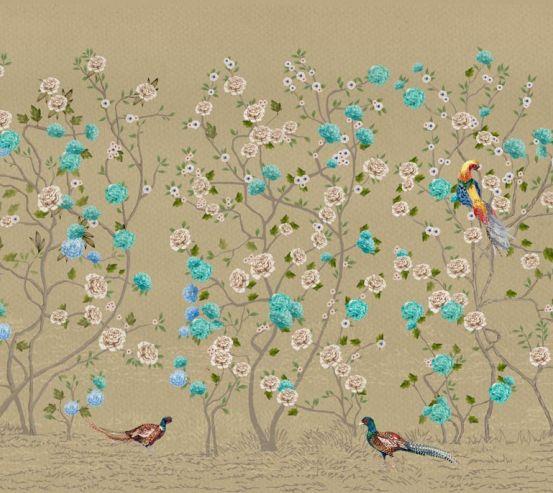 Фотообои Цветы 19326