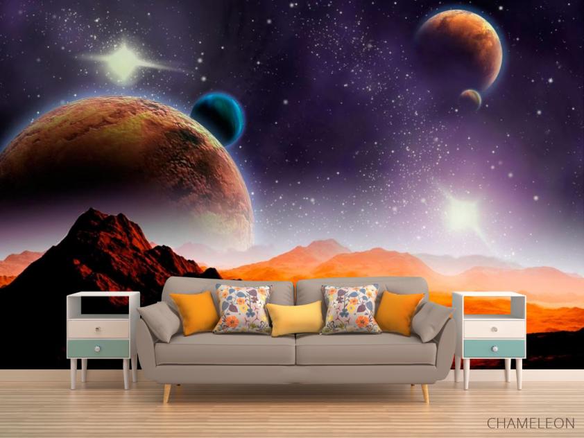 Фотообои Планеты - 1