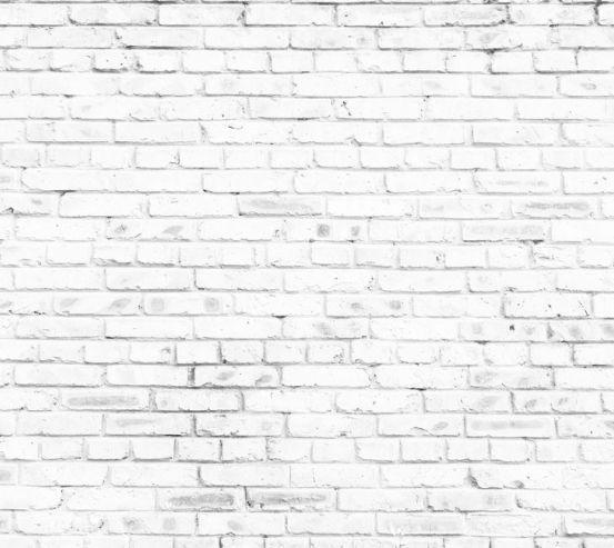 Фотошпалери Біла цегляна стіна 20249