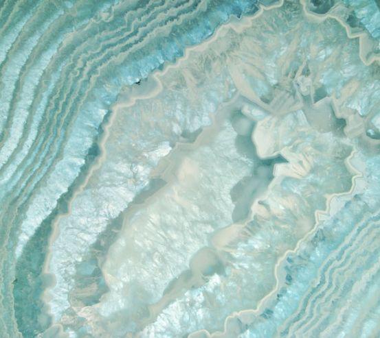 Фотообои Текстура бирюзового кварца 22536