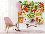 Фотообои еда и салаты - 4