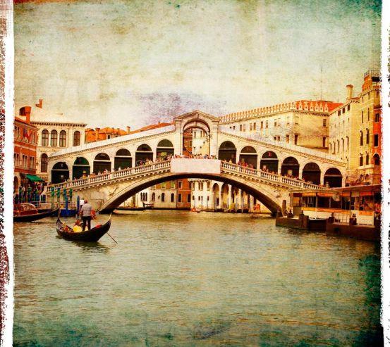Фотообои Мост в Венеции 0315