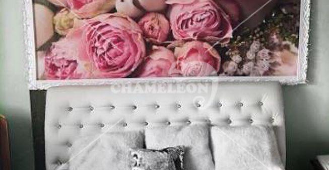 Фотообои в интерьере  - Фотообои Букет роз