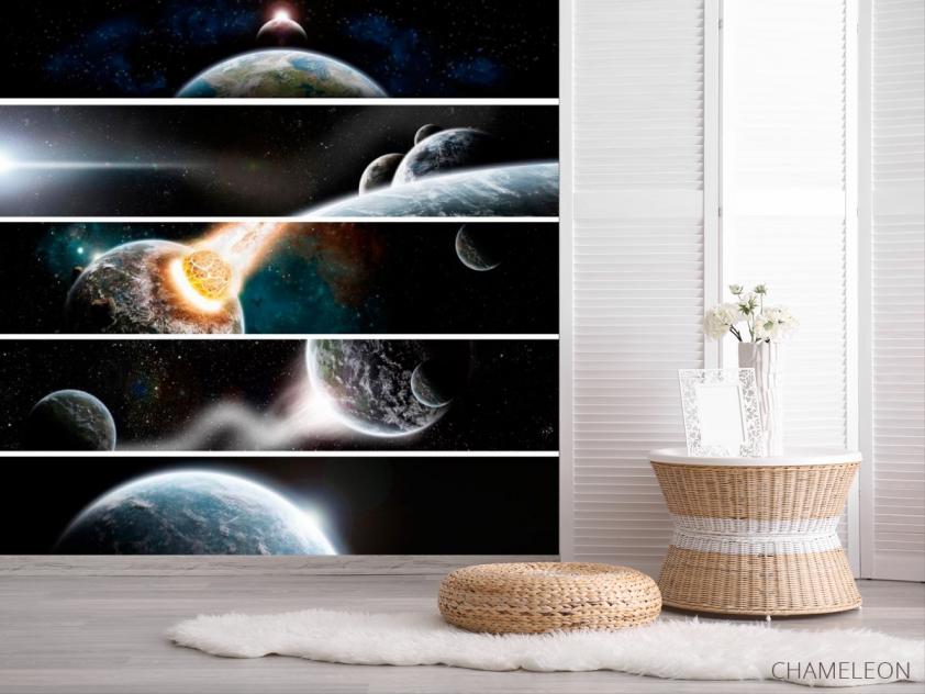 Фотообои Астероид - 2