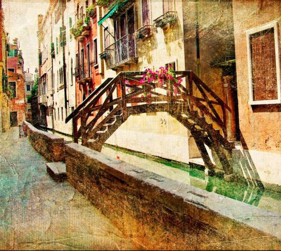 Фотообои Венеция 9129