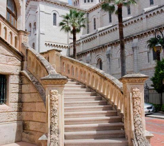 Фотообои Лестница 6723