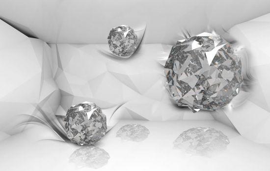 Фотообои Драгоценные камни