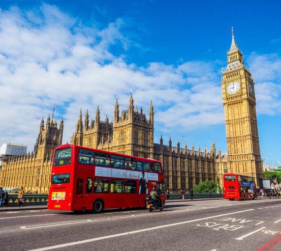 Фотообои Великобритания 21496