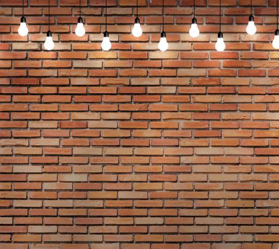 Фотошпалери Цегляна лофт стіна 20250