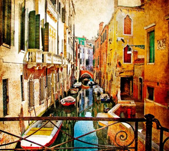 Фотообои Венеция 0093