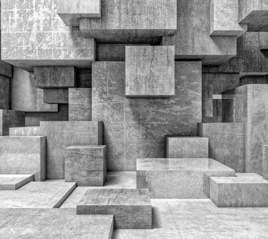 Фотообои 3д кубы 21570-h