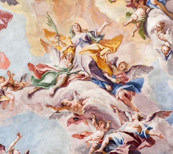 Фотообои фреска 21087