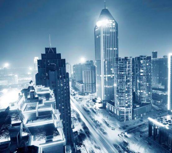 Місто в синяві 3172