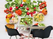 Фотообои еда и салаты - 1