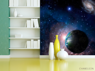 Фотообои Земля и звезды - 3