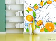 Фотообои Апельсин - 3