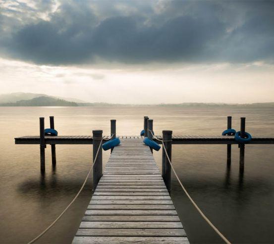 Фотообои Пирс у моря 29426