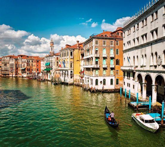 Фотообои Венеция - город на воде 0259