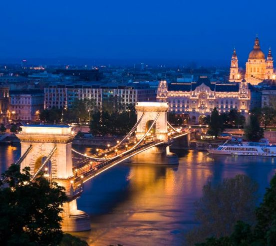 Фотообои Будапешт,столица Венгрии 6734