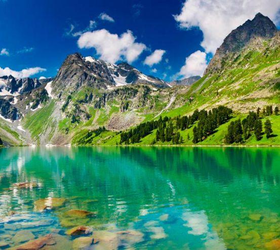 Фотообои Сказочные горы 0403