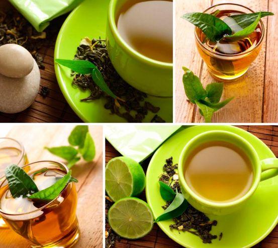 Зелений чай 8625