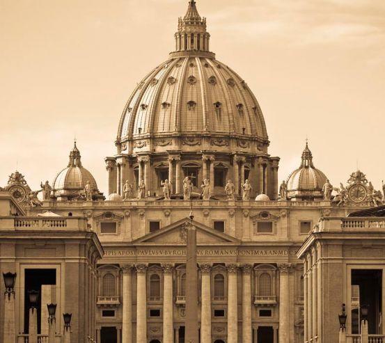 Фотообои Ватикан 9427