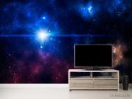 Фотообои Звезда в космосе - 2