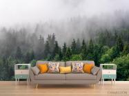 Фотообои Лес в тумане - 1