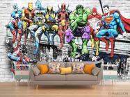 Фотообои Супергерои - 1