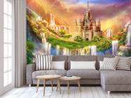 Фотообои Сказочный замок - 3
