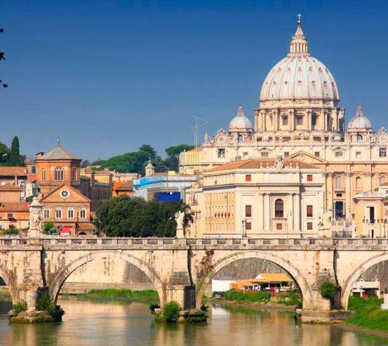 Фотообои Ватикан, Рим 6806