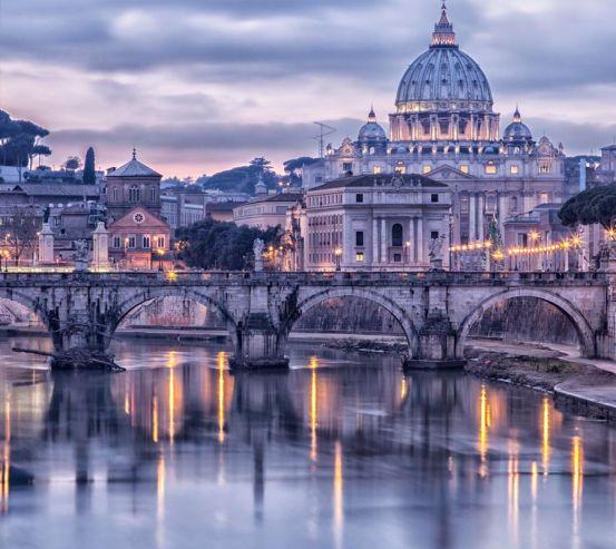 Фотообои Рим 13355