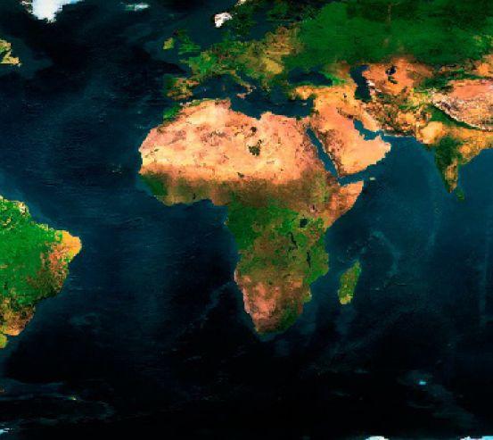 Знімок з супутника 0787