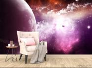 Фотообои Планеты в космосе - 4