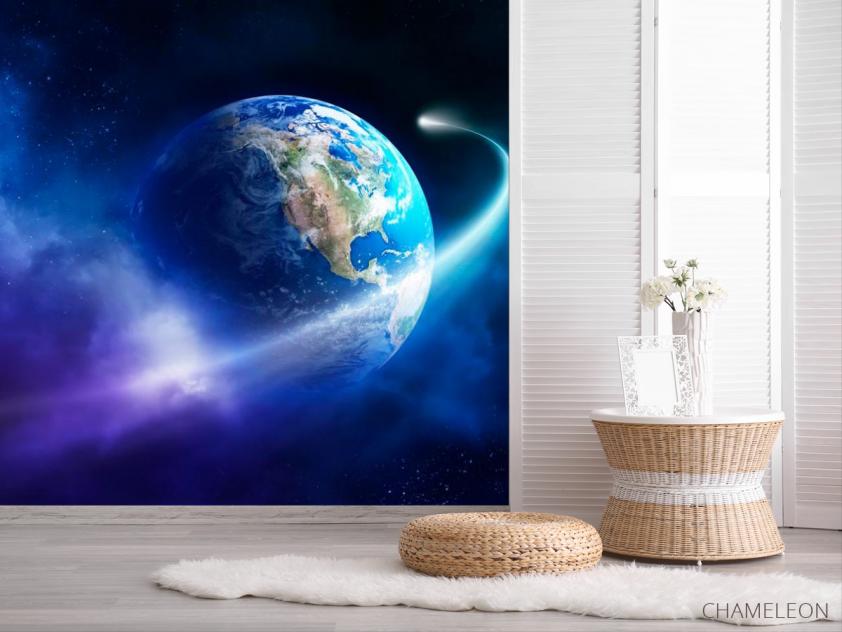 Космос, Земля - 2