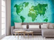 Фотообои Материки Земного шара - 3