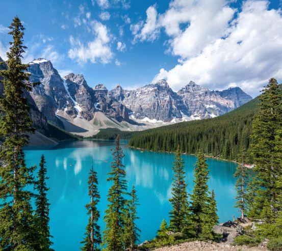 Фотообои Озеро Морское Око 23641