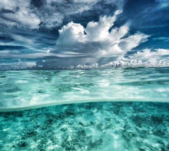 Фотообои Небо и вода 26511