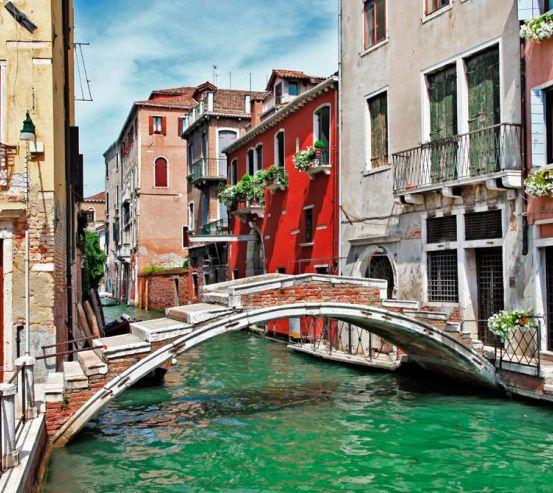 Фотообои Мост в Венеции 8826