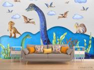 Фотообои Динозавры - 1